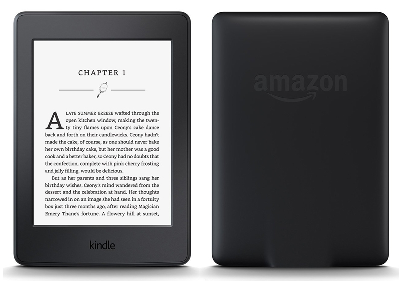 Электронная книга Amazon Kindle Paperwhite 4